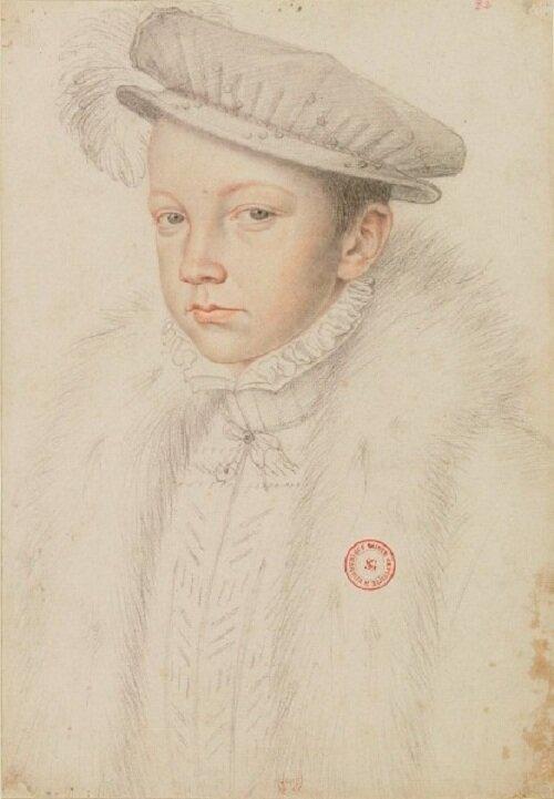 Франциск II (1544-1560) история, факты, франция