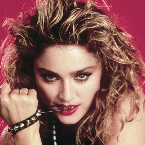Мадонна: хиты 80-х
